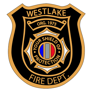 Westlake Fire Department Logo